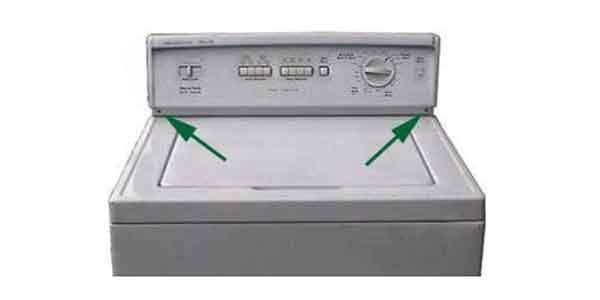 اتاقک ماشین لباسشویی